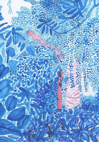 'Mac Demarco Blue Boy' by Dan Jamieson
