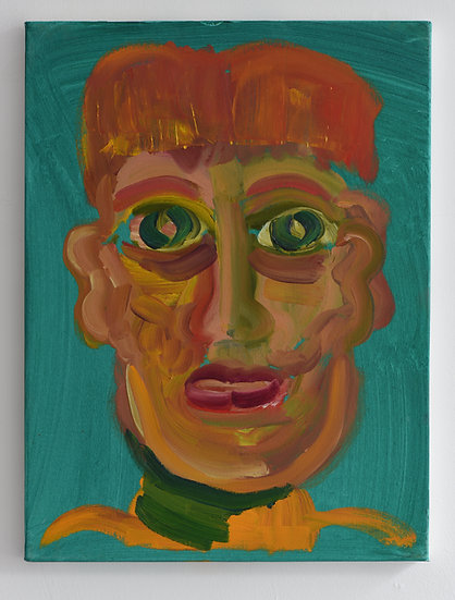 'Portrait 7' by Nicholas Peall
