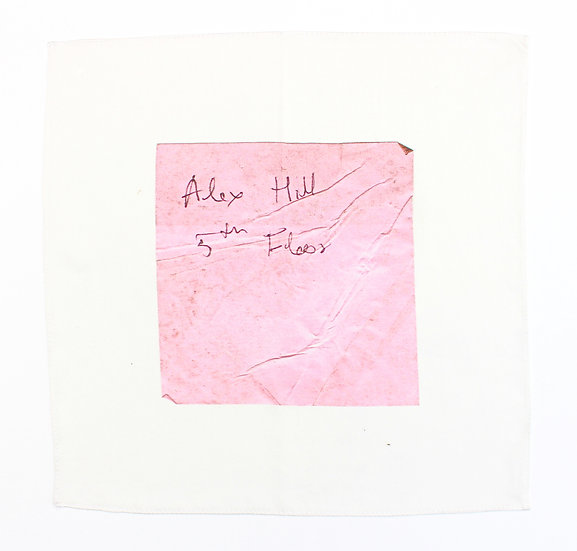 'Alex' by Jack Brown