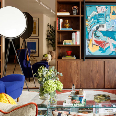 TIPS FOR HANGING ART IN YOUR HOME