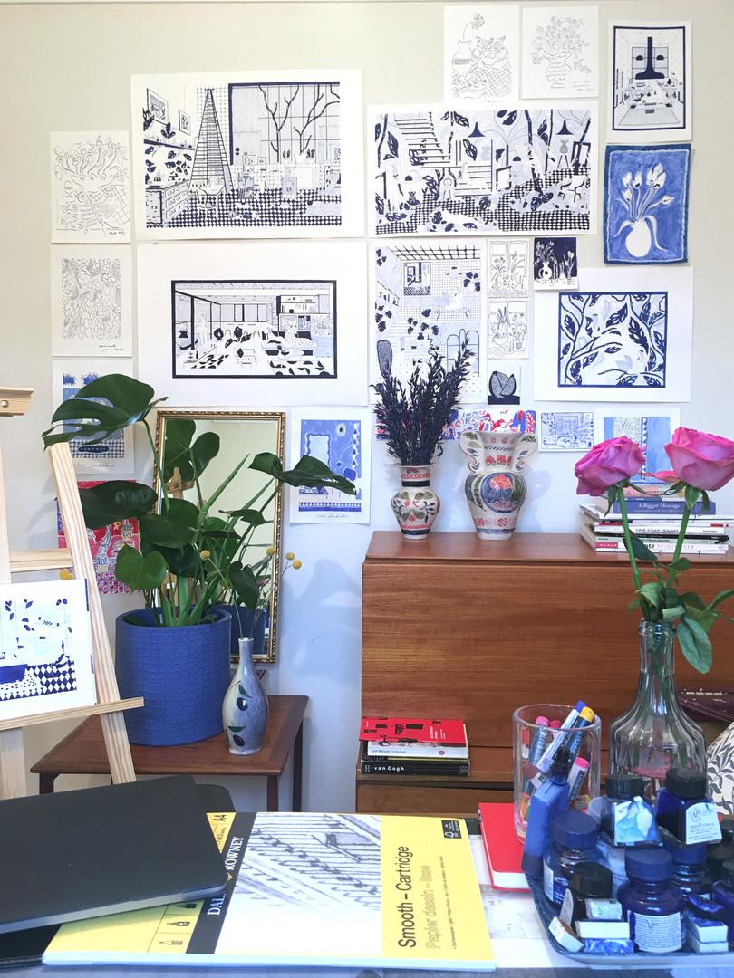 Beth's Studio