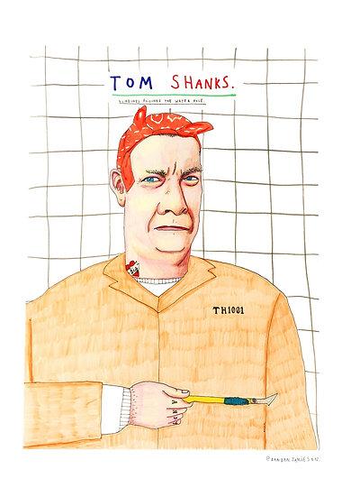 'Tom Shanks' by Dan Jamieson