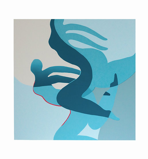 'Dreamers III' by Ewelina Skowronska