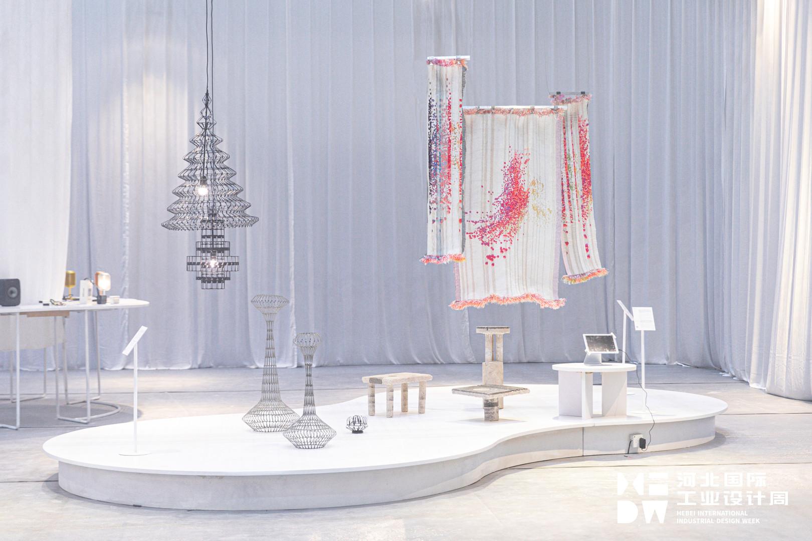Installation at  Hebei Design Week (HIDW -China)