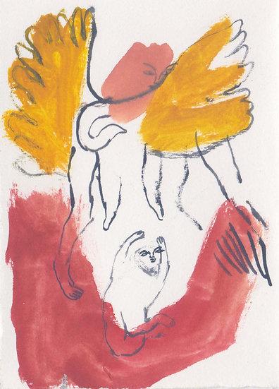 'Motherbird' by Jessica Jane Charleston