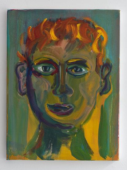 'Portrait 6' by Nicholas Peall