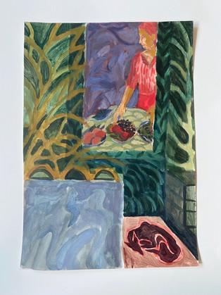 'EarlyWorld' by Katy Papineau