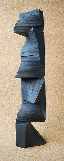 'Line-cast Stack V' by Angus Ogilvie