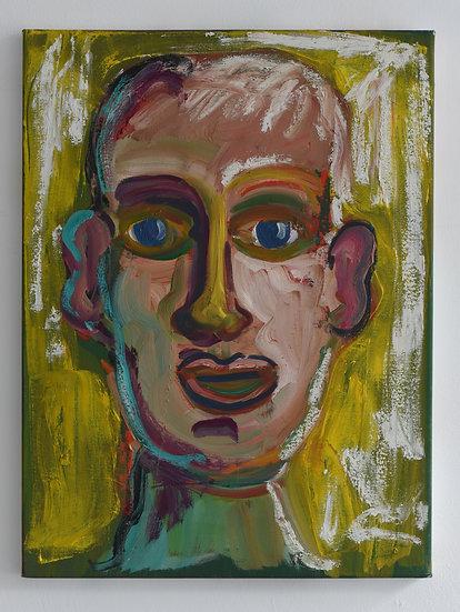 'Portrait 5' by Nicholas Peall