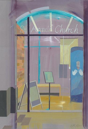 'St Anne's Church' by Kitty Rice