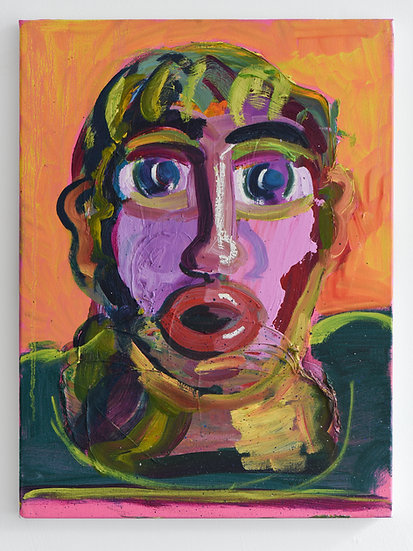 'Portrait 1' by Nicholas Peall