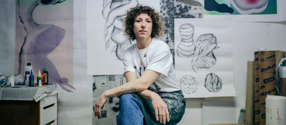 International Isolation Interview with Ewelina Skowronska
