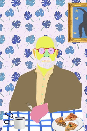 'Quiche Matisse' by Dan Jamieson