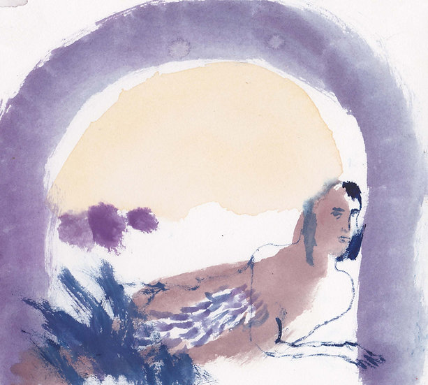 'Lioness' by Jessica Jane Charleston