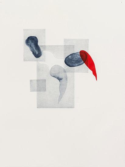 'Shape of Being III' by Ewelina Skowronska