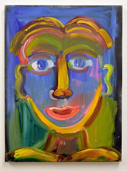 'Portrait 3' by Nicholas Peall