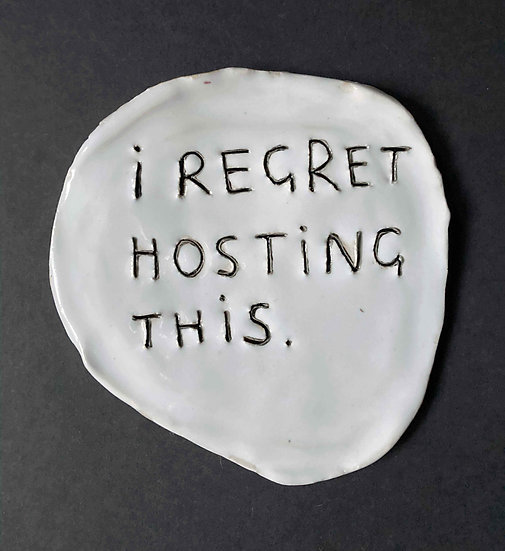 'I regret hosting this' by Dan Jamieson