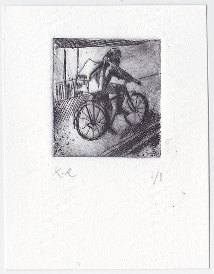 'Nightrider' by Kitty Rice