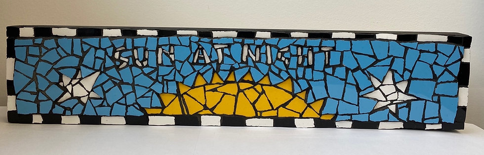 'Sun at Night' by Billy Smith Morris
