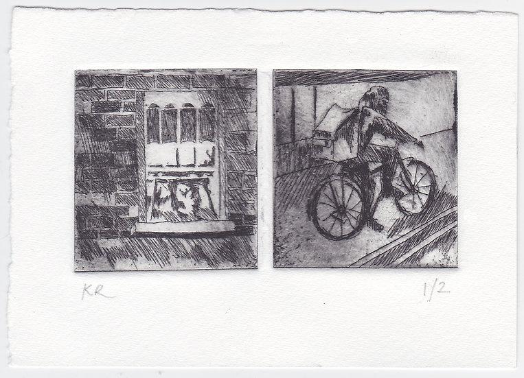 'Lockdown London' by Kitty Rice