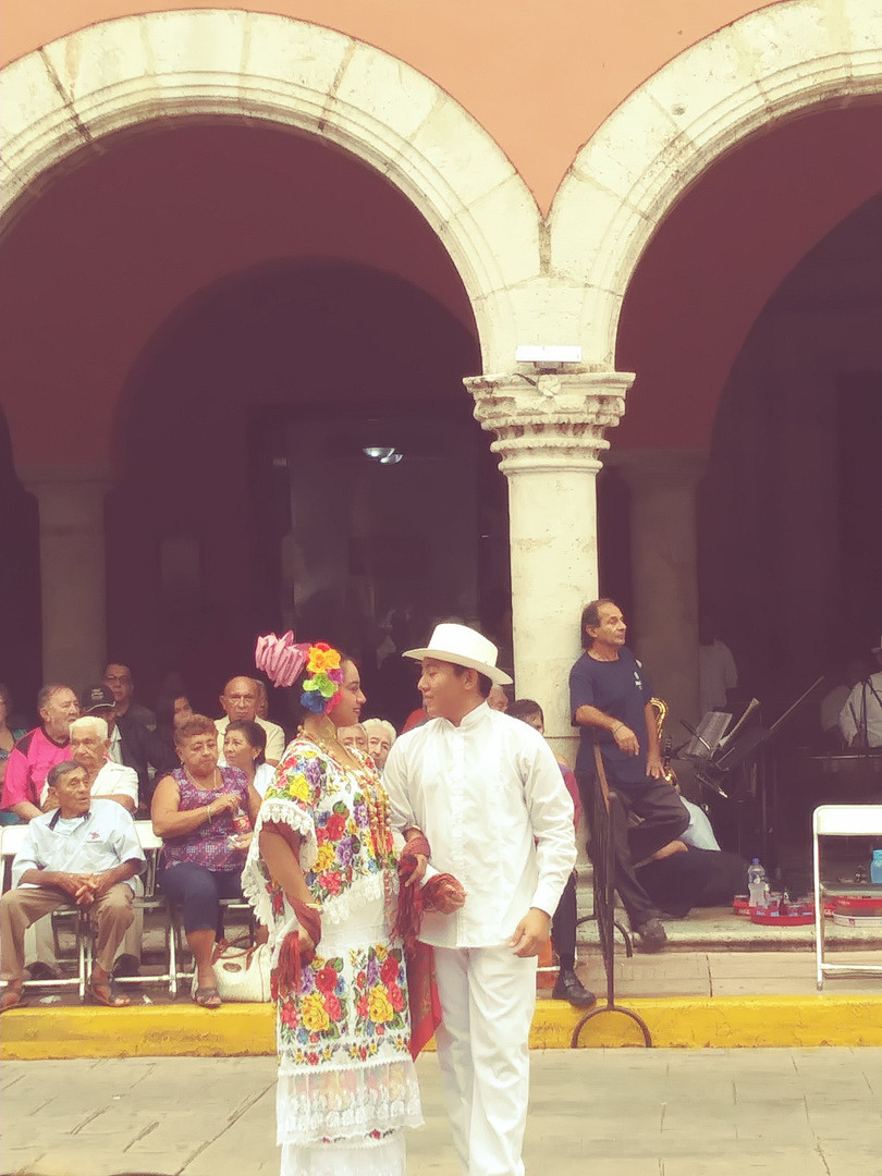 PEOPLE OF YUCATAN