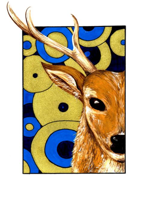 Carte - Cerf