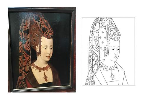Cours en ligne 1 - Duchesse de Bourgogne