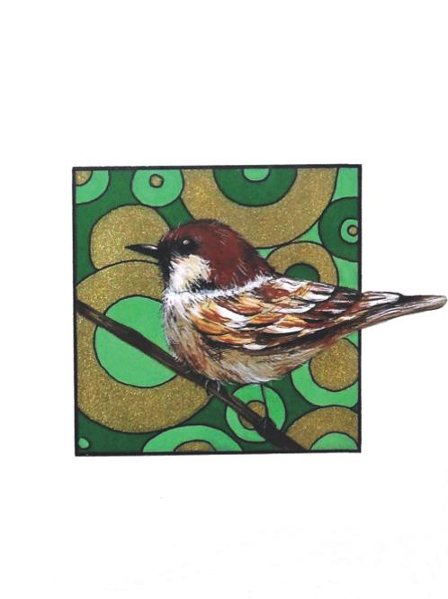Carte - Oiseau