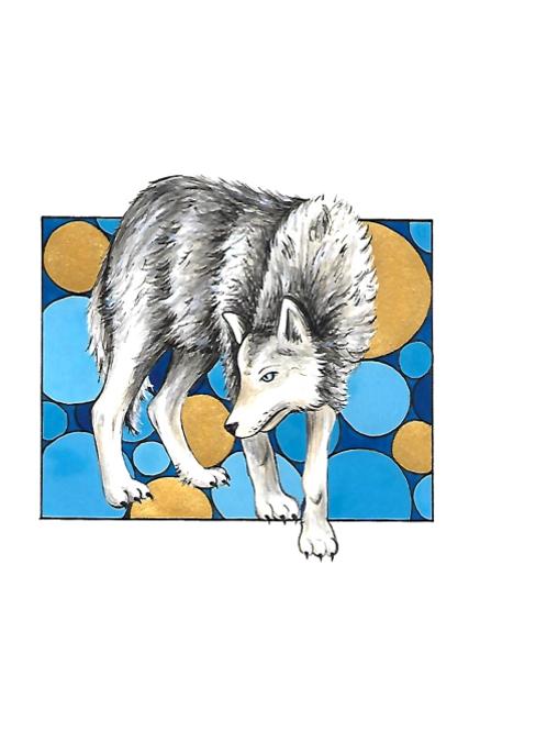 Carte - Loup