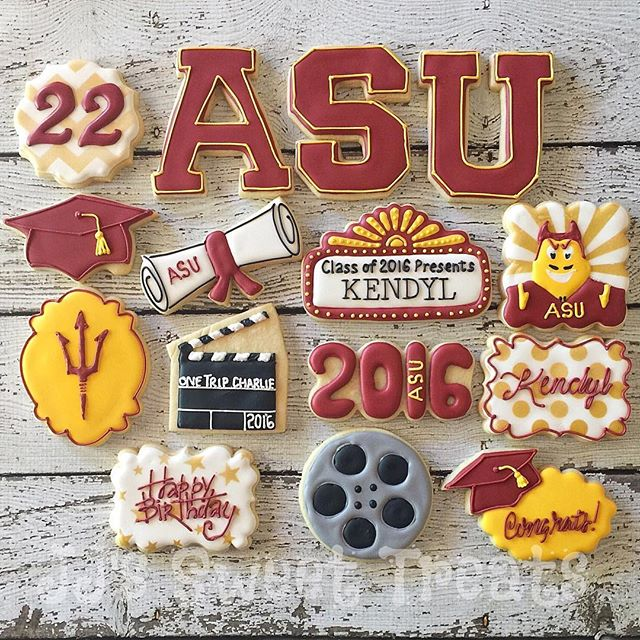 Congratulations to Kendyl, who graduated from #asu with a degree in #film