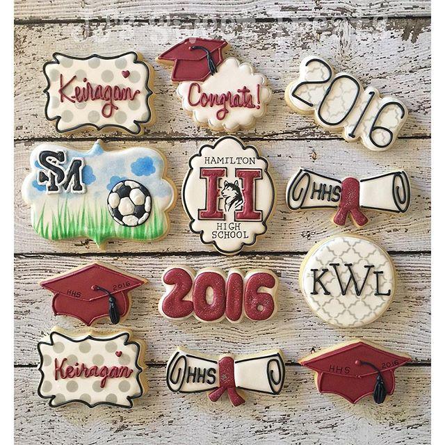 Congrats, Keiragan!  _matiganwall - Thank you! 😘 _#customcookies #decoratedcookies #decoratedsugarc