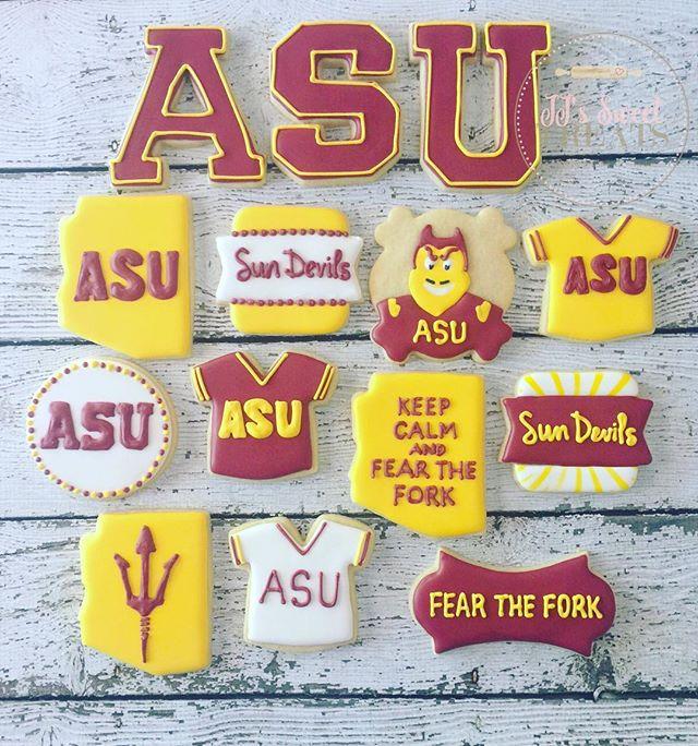 #ASU theme..