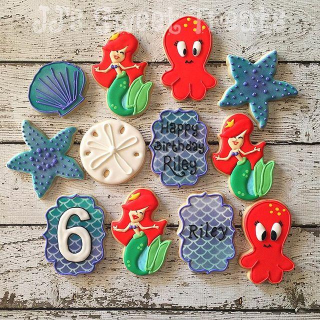 octopus cutters and tutorial!  Love! _#customcookies #decoratedcookies