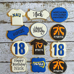 Just turned 18, going to NAU in the fall and a Fnatic fan