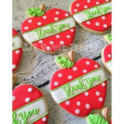 Teacher appreciation gifts. Apple cutter by _kaleidacuts