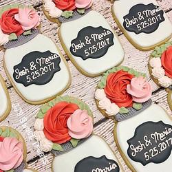 Wedding favors. Love