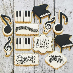 All we need is music, sweet music..