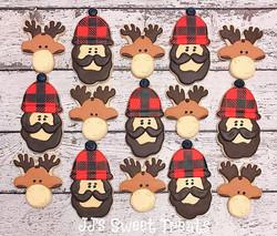 Lumberjack theme!  Inspiration from _sweetsugarbelle (moose) and _hilary_madison (lumberjack)