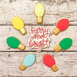 Merry and bright...