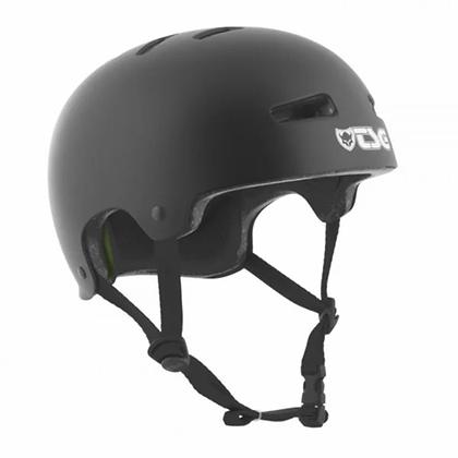 TSG Evolution Helmet Solid Black