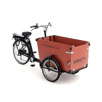 Babboe Dog-e cargo Bike
