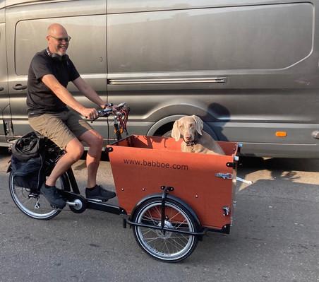 Cargo Bike Tales