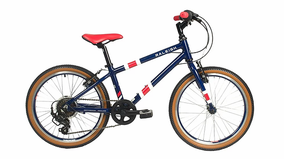 Raleigh Pop 20 side view