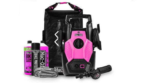 Muc Off Pressure Washer Bike Cleaning Bundle
