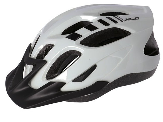 XLC BH25 Bicycle Helmet White/Black