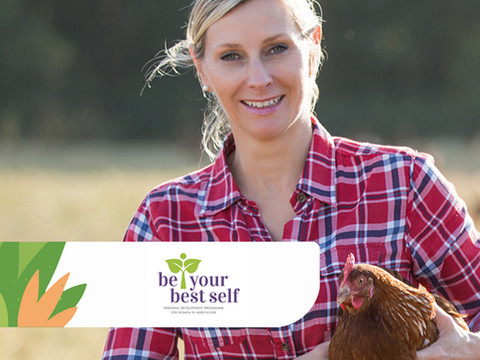 Be Your Best Self - Women in Agriculture Course. Apply now through SkillSeeder
