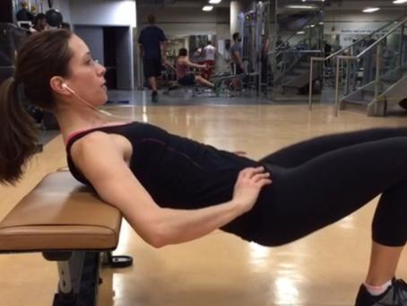 Sculpt Your Buns Weight Workout