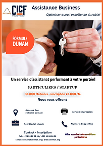 Assistance-Business - Formule DUNAN-Récu