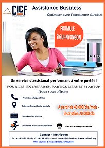 Assistance-Business - formule sigui nyon