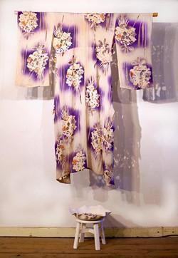 Deconstructed Kimono VII
